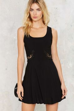Cute 'n Holler Lace Dress | Shop Clothes at Nasty Gal!