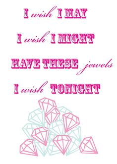 Jewelry Party Free Printable by Just Us Three Design