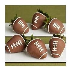 Touchdown!!! Sweet Sweet Touchdown!!!! Byu Football, Football Parties, Football Treats, Football Birthday, Football Party Foods, Baseball, Football Tailgate, Sports Birthday, Tailgating