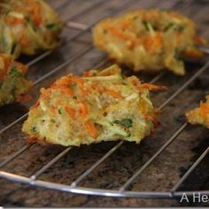 Vegetable Quinoa Biscuits for Baby Recipe