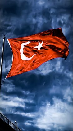 Turkish Flag #TR