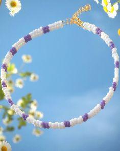 Diy Jewelry Rings, Diy Jewelry Necklace, Handmade Wire Jewelry, Funky Jewelry, Seed Bead Jewelry, Bead Jewellery, Cute Jewelry, Beaded Jewelry, Beaded Bracelets