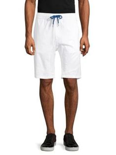 Civil Society Stretched Cargo Shorts In White Civil Society, Civilization, Stretches, White Shorts, Mens Fashion, Swimwear, Clothes, Collection, Style
