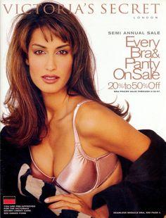 Yasmeen Ghauri  -  Victoria's Secret 1997