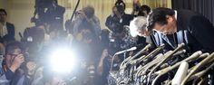 Mitsubishi's admission of cheating consumers.  phot.: Franck Robichon /EPA