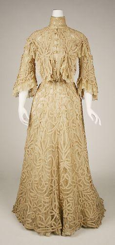 Dress  Date: 1897 Culture: American