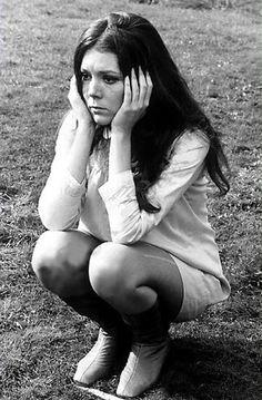 "Diana Rigg in ""A Midsummer Night's Dream"" (1968)"
