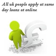 Same day loans bad credit are cash provided by hassle free on the same day apply at online. All UK poor people apply with us and get cash need it few second.