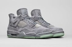 71fa812c3c2218 Official Images of the KAWS x Air Jordan 4 Surface