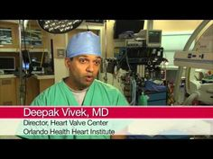 Orlando Health Heart Institute doctors give patients new heart valves without open heart surgery Aortic Valve Replacement, Aortic Stenosis, Rheumatic Fever, Heart Institute, Heart Valves, Open Heart Surgery, Im A Survivor, Primary Care Physician, Pulmonary Hypertension