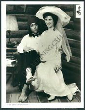 Adam and Eve: vintage cabin photo--can anything be cooler? Janine Turner, Northern Exposure, Vintage Cabin, Adam And Eve, Otp, Movie Tv, Celebrities, Books, People