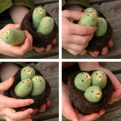 felted cuteness