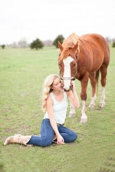 Country girl and her horse  #cowgirl #countrygirl #cowgirllifestyle  http://www.islandcowgirl.com/