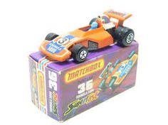 Matchbox 36 - Formula 5000