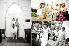 Real Weddings: Shannon & Damian's Historic Chapel Wedding