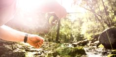 Photographer Sam Dean catches spectacular light, nature, adventure...and fish. For #BooneNC #flyfishing