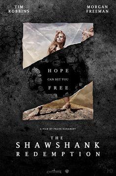 Shawshank Redemption Fan Poster
