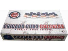 awesome Chicago Cubs MLB Checkers Board Game New Sealed Box - For Sale View more at http://shipperscentral.com/wp/product/chicago-cubs-mlb-checkers-board-game-new-sealed-box-for-sale/