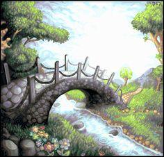 Bridge to Eden