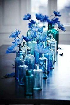 Bounty of blue