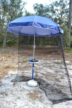 Shoot N Shade – Brass Catch'n Sun Protection | AugHog Products - AHP Outdoors The best in beach and backyard accessories