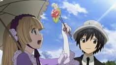 gosick victorique and kujo