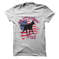Rottweiler proud