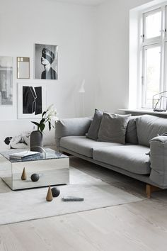 A peak into Kristina Dam's home - via Coco Lapine Design blog