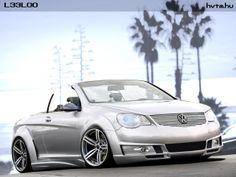 Vw Eos by on DeviantArt Convertible, Volkswagen, Vw Eos, Exterior Makeover, Custom Cars, Classic Cars, Audi, Deviantart, Wheels