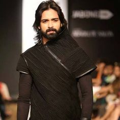 #longhair #indianmodel #amitranjan #beard