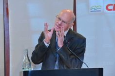 Norbert Lammert im Bergischen Löwen: Ein Verfechter des einigen Europa