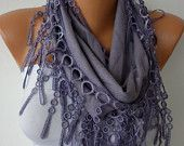 cute scarfs from fatwoman