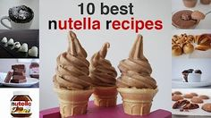 how to cook nutella - YouTube