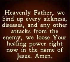 Prayer for my Nephew...Amen