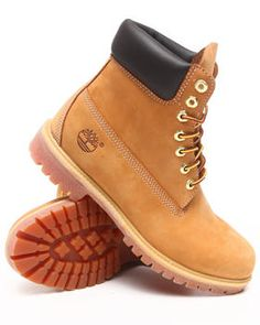 """Buy 6"""" Wheat Premium Boots Men's Footwear from Timberland. Find Timberland fashions"""