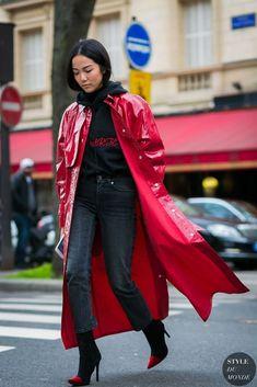 Time for Fashion » Seasonal Garments: Raincoat #RaincoatsForWomenBeautiful #RaincoatsForWomenChic