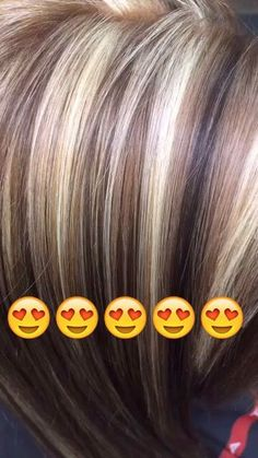 Highlights and lowlights   Follow me on Instagram @cut_color_style_repeat for  m...