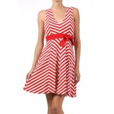 Chevron Love Dress $34.99