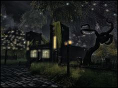 Blackmoor (Lokii Violet) ( d ) Explore, Street, City, Cities, Walkway, Exploring