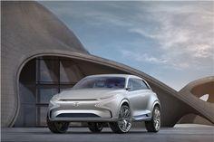 Hyundai FE Fuel Cell Concept, 2017