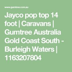 Great condition no leaks Full room anex oztrail awning Queen bed an loung that makes a double Fridge, sink, microwave Town water tap, gray wast pipe Gas been . Caravans For Sale, Top 14, Gold Coast, Ads, Touring Caravans For Sale