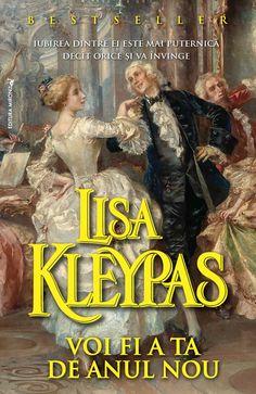 Voi fi a ta de anul nou de Lisa Kleypas-Editura Miron