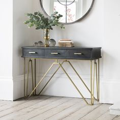 Madison Console Table £399 Atkins and Thyme