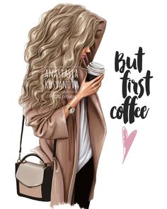 """I'm a coffee person 😋☕️ Fall collection ❤️"" Disney Collection, Fall Collection, Fashion Sketches, Art Sketches, Fashion Illustrations, Fashion Drawings, Girl Cartoon, Cartoon Art, Costume En Lin"