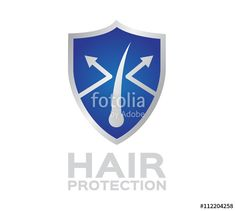 """Download the royalty-free vector """"hair shield protection . hair set 2 , logo vector and icon"""" designed by gritsalak at the lowest price on Fotolia.com. Browse our cheap image bank online to find the perfect stock vector for your marketing projects!"""