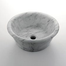 Marble sink with a more antique/roman feel