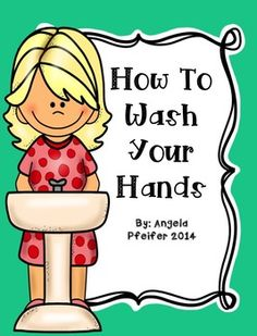 Looking for a great way to teach the routine of washing hands? This has 2 different writing options, picture cards for sequencing, an anchor chart and more.What is included:- How to Writing anchor chart- 8x10- Big Book in color telling steps for washing hands- Picture cards for sequencing.