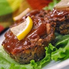 Lemon Barbeque Meatloaf - Allrecipes.com
