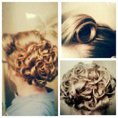 pentecostal hairstyle