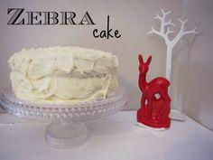 Zebra Cake PaisleyJade  #paisleyjade #zebracake #zebra #cake #baking #recipe